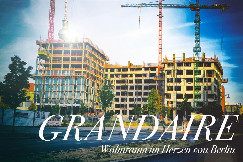 Grandaire Berlin – Wohnraum im Herzen von Berlin. Die Glaserei Glasteufel liefert und montiert 200 Glasduschen ( Echtglasduschen ) sowie Spiegel mit und ohne Beleuchtung.